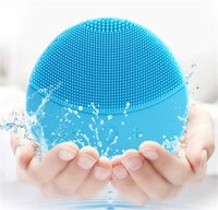 USB rechargeable Electric Face scrubbers Skin Cleaner Mini f...