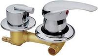 샤워 꼭지, 2 / 3 / 4 / 5의 방법 출수 샤워 혼합 밸브 구리 냉온수 꼭지 캐빈 헤드