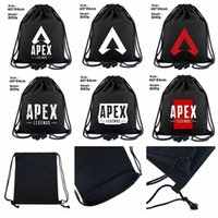Apex Legends Drawstring backpack Game Canvas Bag Student Let...