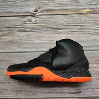 Air Jordan AJ 2019 Nova Kyrie Black Magic VI 6 Ki6 Mens Sapatos de Basquete Irving 6s Zoom Esporte Treinamento Tênis Alto tornozelo Tamanho 40-46