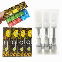 Glo Extracts Carts Empty Vape Pen Cartridge Packaging 0. 8Ml ...