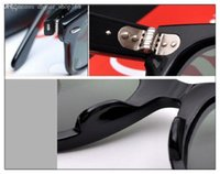 New Original Plank Occhiali da sole High Quality Plank black Occhiali da sole glass Lens black Occhiali da sole beach sunglasses Occhiali da sole con protezione UV