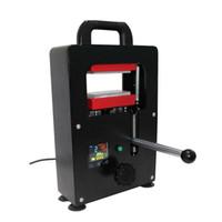 6x12cm Größe 5Ton Hochdruck 18000psi Handbuch Rosin-Presse-Maschine