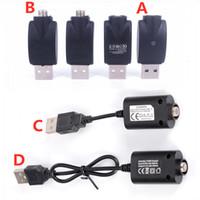 EGO 510 konu usb şarj Adaptörü vape Pil USB Şarj Ego Uyumlu E-Cig Vape Kalem ön ısıtma piller ecig usb şarj ücretsiz dhl