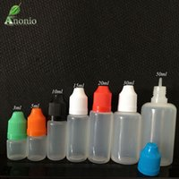 E Liquid Bottles Soft empty 5ml 10ml 15ml 20ml 30ml 50ml 100...