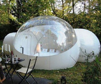 Clear Inflatable Bubble Tent With Tunnel For Sale China Manu...
