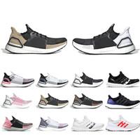 best cheap 956b9 8c779 Adidas Boost 2019 Ultra boost 19 da uomo scarpe da corsa Cloud bianco nero  Oreo ultraboost