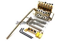 L'oro Floyd Rosa Lic della chitarra elettrica del ponticello del Tremolo Doppio sistema di bloccaggio dei commerci all'ingrosso liberi di trasporto di sistema