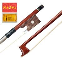 NAOMI 4/4 바이올린 활 + 로진 학생 바이올린 초심자 어쿠스틱 바이올린 / 바이올린 악세서리 4/4 Musical Instrument