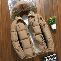 Design men' s down jacket - 2019 new fashion down jacket ...