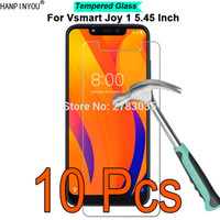 "10 Pcs Lot For Vsmart Joy 1 5. 45"" 9H Hardness 2. 5D Ultr..."