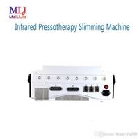 2020 Pressoterapia drenagem linfática emagrecimento promover a circulação sanguínea tempo short máquina aprovação remover celulite CE para casa e beleza