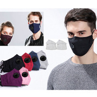 Washable Face Mask Reusable Respirator With 2 carbon filter ...