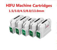 Cartuchos de reemplazo de la máquina HIFU 10000 tiros para la intensidad enfocada en el ultrasonido que levanta la extracción de arrugas del cuerpo del cuerpo adelgazante