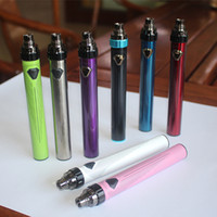 Hot Vision Spinner III 3S 1600mAh Batterie 3 IIIS Top Twist variable Spannungsbatterie mit USB-Ladeport für 510 Faden E Cigs-Zerstäuber
