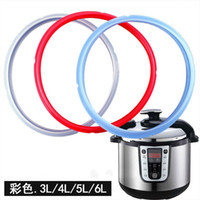 Hot Sealing Ring Electric Pressure Cooker White Silicone Rub...