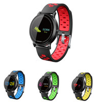 F4 Smart Bracelet Watch Band fitness tracker Blood Pressure ...