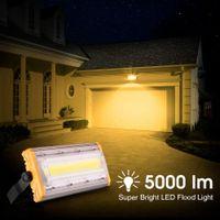 Luces LED Floodlight de COB 50W Empresa impermeable Estadio Iluminación Lámpara de proyección de luz al aire libre