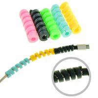 충전 케이블 보호자 보호기 커버 USB 충전기 케이블 코드에 대 한 사랑 스럽다 보호 슬리브 전화 케이블