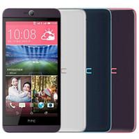 تم تجديده الأصل HTC الرغبة 826 826W المزدوج سيم 5.5 بوصة الثماني الأساسية 2GB RAM 16GB ROM 30PCS 13MP 4G LTE مقفلة الهاتف الذكي الروبوت DHL