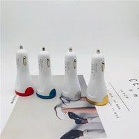 Für iPhone 8 X XS Galaxy S8 Universal-3USB KFZ-Ladegerät Raum-Adapter-Auto-Stecker Verkauf heißen Triple 3 USB-Anschlüsse Auto-Ladegerät
