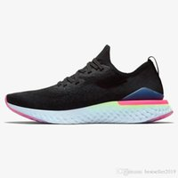 React Epic Designer Fly 2 Kniting Running Shoes Women Mens T...