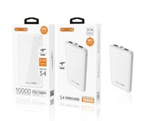 A+ portable mobile battery large capacity 10000mah backup ch...