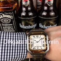 2019 Лучшие мужские часы Полный нержавеющая сталь Ремешок автоматические золотые часы светящиеся высокое качество наручных часов мужские часы спортивные наручные часы