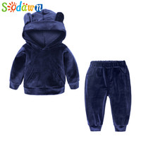Sodawn Spring Autumn Children Clothes Baby Boy Girl Cltohes ...