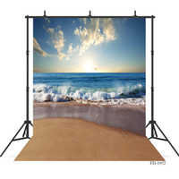 sea photography backdrops beach backdrop sunset photo backgr...