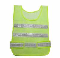 FASHISafurance ملابس عاكسة سترات السلامة الإصحاح البيئي معطف مكان السلامة السلامة للدراجات النارية السلامة مع حرية الملاحة