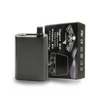 Tattoo Power liefert US / EU-Plugtattoo Supply Pro Digital LCD-Anzeige Mini-Maschine für Rotationsgewehrwerkzeug TPN023