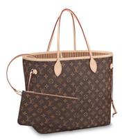 3ee7def1cb28 ... Genuine Leather Delightful M40354 shoulder bag Women handbag GM  shopping messenger bag louis Crossbody bags tote. US  28.15   Piece. New  Arrival