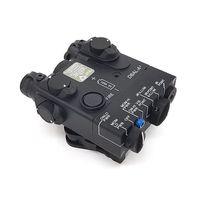 전술 DBAL-A2 / PEQ-15A IR (적외선) 레드 레이저가있는 REMOTE 스위치 사냥 라이플 IR 조명기