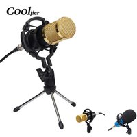 BM800 Condenser Sound Microphone Professional With Mount For...