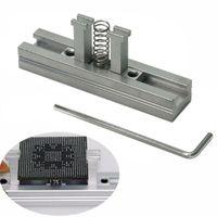 Universal BGA Reballing Station direkt Uppvärmning Plattform Stencils Hållare Mallhållare Uppvärmd fixtur Reballing Jig