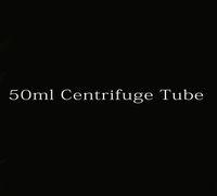 50PCS 104mm * 28MM 50ML اللوازم بلاستيك شفاف مختبر مسح اختبار أجهزة الطرد المركزي أنابيب مدرسة مختبر