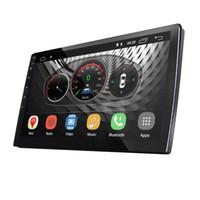 UGAR 10,1-дюймовый универсальный автомобильный DVD с Android 8.1, головное устройство, DDR, 2 ГБ, двухканальная автомобильная аудиосистема Indash, GPS-навигация с Bluetooth WiFi