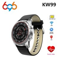 696 KW99 3G Smartwatch Phone Android 5. 1 1. 39' ' MT...