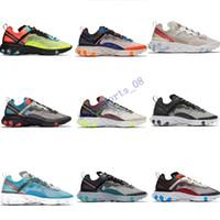 2019 السالك × الرد القادم عنصر 87 حزمة أحذية رياضية بيضاء الرجال النساء المدرب الرجال النساء الاحذية zapatos 2018 جديد
