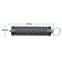 LED Video Flashlite 1/4 '' Siyah Ürün Kodu fr El Grip Sabitleyici Kamera SLR DSLR Kulp: C1050