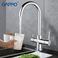 GAPPO waterfilter taps kitchen faucet mixer taps water fauce...