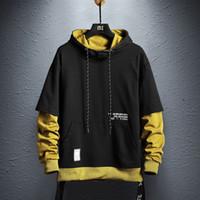 Mens Fashion Hoodies Marke PulloverHoodies der beiläufigen Sweatshirt Luxus Frühling Distinctive Oberbekleidung Herrenbekleidung