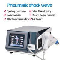 Hot sale Protable Shockwave Therapy Machine for High Pressure Max to 25bar Pressre shock wave physiotherapy machine