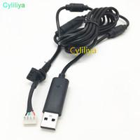 Cavo di interfaccia per controller cablato a 4 pin BlackGrey Cavo USB breakaway per xbox360 XBOX 360