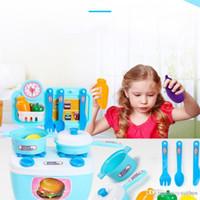 Kindertraum Mini-Küche kochen Haus Spielzeug Simulation Küche exquisite Küchenutensilien