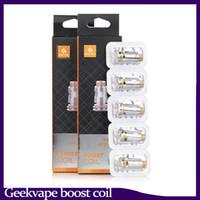Geekvape Aegis Boost Boat bobina 0.4ohm 0.6ohm Bobine di mesh sostituzione per Aegis Boost Cartridge Kit 0266312