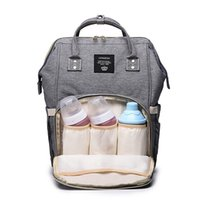 Fashion Mummy bag pregnant women baby diaper bag large capac...