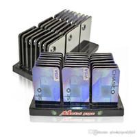 Hochwertige Kreditkarte Rohr-Metallpfeife für Kräuter Tabakrohr für Rauchzubehör Freies Verschiffen