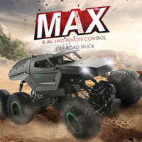 JJRC Q51 RC Car 2. 4G Off Road MAX 6WD RTR Racing Truck Car S...